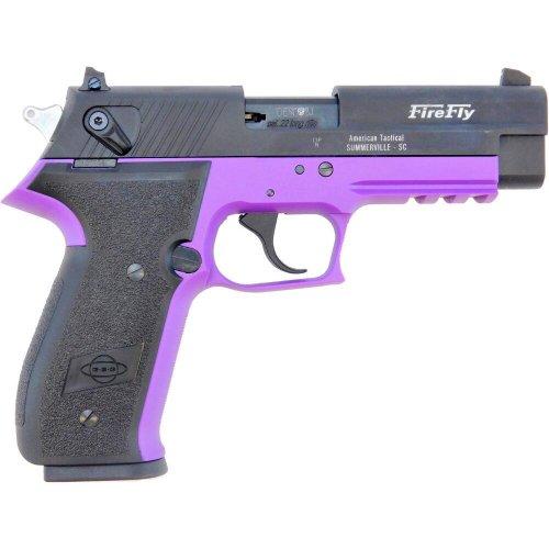 GERMAN SPORT FIREFLY .22 LR 10rd Purple/Black