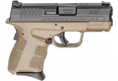 Springfield Armory XDS MOD.2 .45ACP 3.3 FIBER