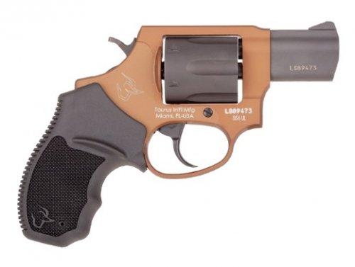 Taurus M856 38SPL UL 2 6RD BRONZE/BLK