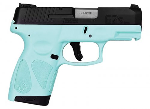 "Taurus - G2S Compact, 9mm, 3.2"" Barrel, Adjustable Rear Sigh"