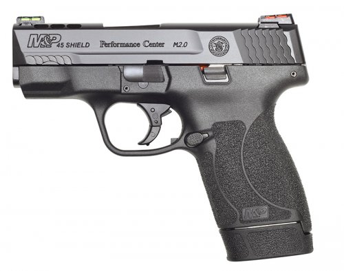 "Smith & Wesson - PC M&P Shield M2.0, 45 Auto, 3.3"" Ported Ba"