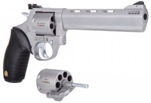 TAURUS 692SS (STAINLESS) 357Mag/38Spl+P/9mm