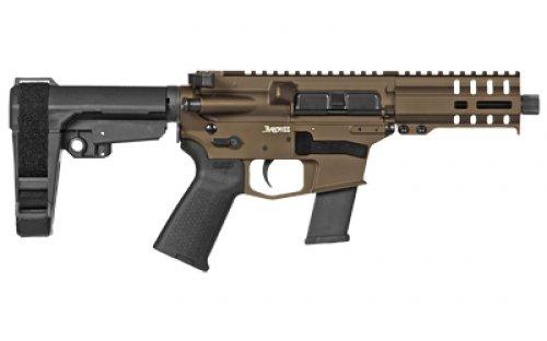 CMMG Inc. BANSHEE 300 Pistol 5 .45 ACP BRZ