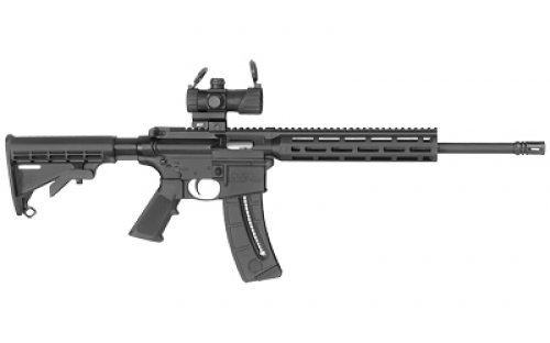 Smith & Wesson M&P15-22 .22 LR 16 25RD Black OR