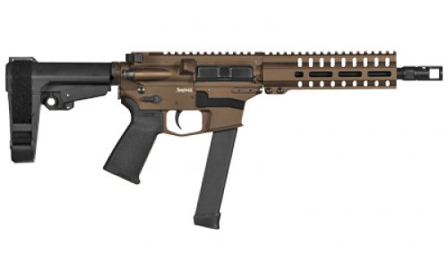 CMMG Inc. BANSHEE Pistol 9MM 8 33RD MB