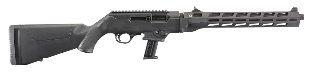 "Ruger PC Carbine 9mm 16"" M-LOK 17+1"