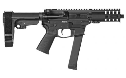 CMMG Inc. BANSHEE 300 Pistol 5 9MM Black