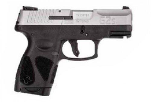 TAURUS G2S SLIM .40 S&W Pistol 6RD Stainless Steel