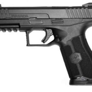 "IWI US, Inc. Masada 9mm 4"" Black Optic Ready 17+1"