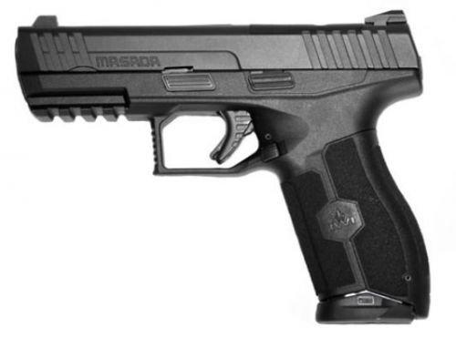 "IWI US, Inc. Masada 9mm 4"" Black Optic Ready 17+1"