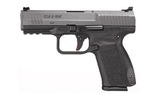 Canik 55 TP9SF ELITE 9MM 4.19 15RD Tungsten