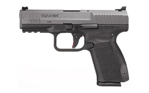 Canik 55 TP9SF ELITE 9MM 4.19 15RD Tungsten