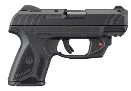 Ruger Security-9 Compact 9mm 10+1 w/Viridian Laser