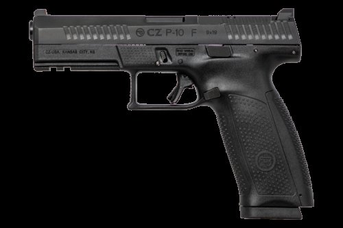 CZ P-10F 9mm Optic Ready LE