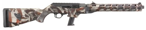 Ruger PC CARBINE 9MM FLAG 16 17+1