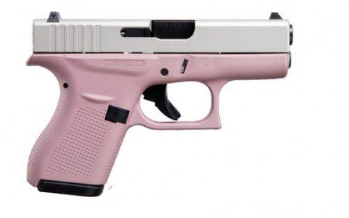 GLOCK 42 380 Pistol 6RD FS CKPKSA