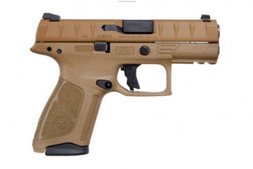 Beretta APX CENT 9MM Flat Dark Earth Pistol 15RD