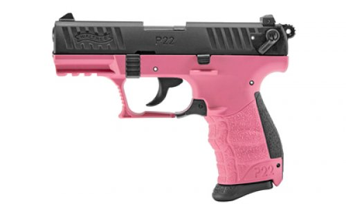 Walther P22Q .22 LR 3.42 HOT PINK 10RD