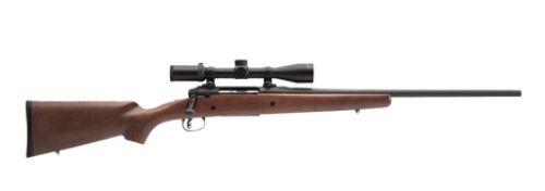 "Savage Axis II XP Hardwood Bolt 308 Winchester 22"" 4+1 Wood Sto"