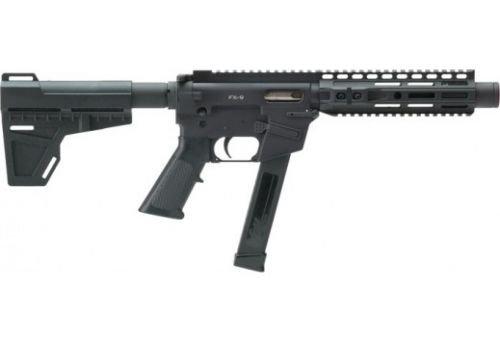 "Freedom Ordnance FX-9 AR Pistol 8"" HB 9mm 33RD"