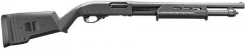 Remington Firearms 81192 870 Pump 12 GA 18.5 3 6+1 Magpul SGA/M