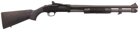 """Mossberg 590A1 12 GA 20"""" Parkerized, Ghost Ring Sights, 8+1"""