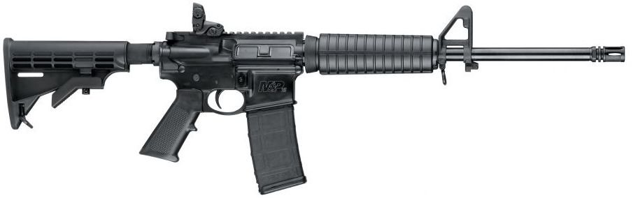 Smith & Wesson M&P 15 SPORT II .223 REM/5.56 NATO 16""