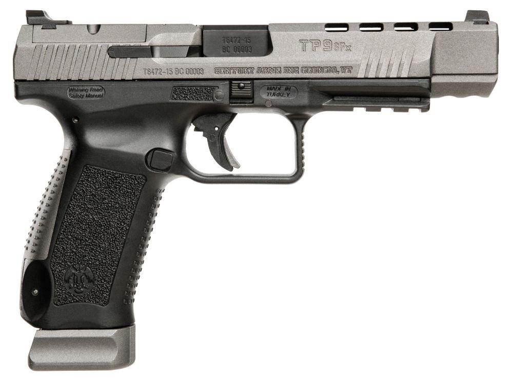 Century International Arms Inc. TP9SFX 9mm S. Forces BK 20R