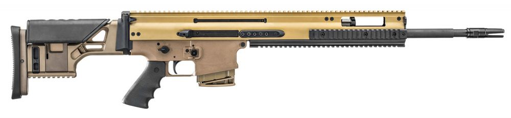 FN SCAR 20S 308/7.62 20 Flat Dark Earth 10+1 38996
