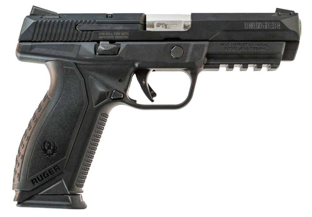 Ruger AMERICAN Pistol 45 10R