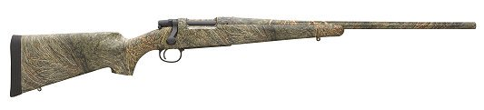 Remington Model 7 Predator .243 Fluted Mossy Oak Brush Camo