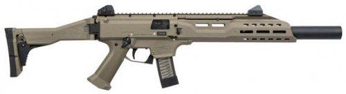 CZ-USA Scorpion EVO 3 S1 Carbine faux supp 9mm