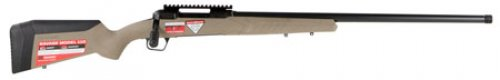 "Savage 110 Tactical Desert 6.5 CRD 24"" Threaded AccuFit Flat Da"