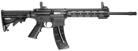 Smith & Wesson M&P15 22 SPORT .22 LR 16 COLLAPSIBLE STOCK 25+1