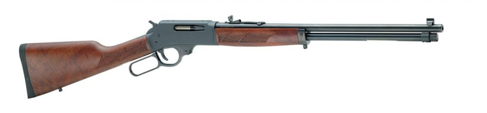 """Henry 5 + 1 30-30 Winchester w/Steel Frame/20"""" Round Barrel/Ame"""