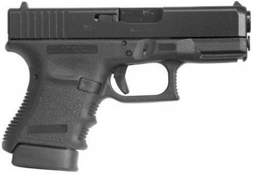 "Glock G30SF G3 10+1 .45 ACP 3.77"""