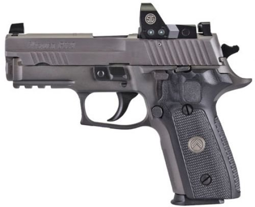 """Sig Sauer P229 Legion with Romeo1 Single/Double Action 9mm 3.9"""""""