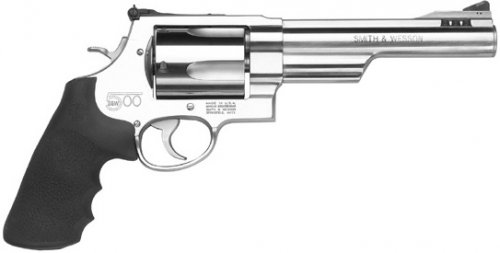 Smith & Wesson S&W500 5RD 500Smith & Wesson 6.5""