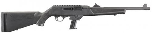 Ruger PC Carbine 9MM 16.12 Takedown TB/Fluted 17RD