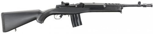 Ruger Mini-14 Tactical 20+1 Synthetic Stock