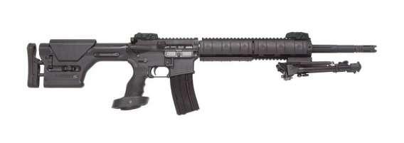 "DPMS RFA3-SASS Mini SASS 30+1 .223 REM/5.56 NATO 18"""