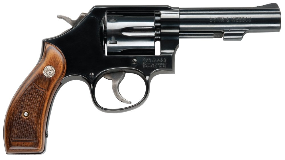"""Smith & Wesson M10 CLASSIC 6RD 38SP +P 4"""""""