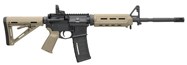 "Bushmaster 90687 MOE 30+1 .223 REM/5.56 NATO 16"" Flat Dark Ear"
