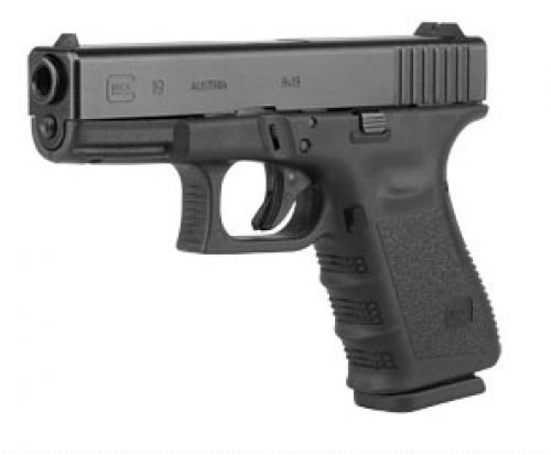 Glock G19 G4 9mm 15RD Glock Night Sights