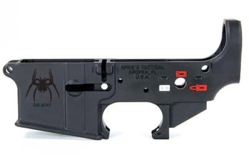 Spikes Tactical STLS019-CE AR-15 Spider Stripped Lower Receiver