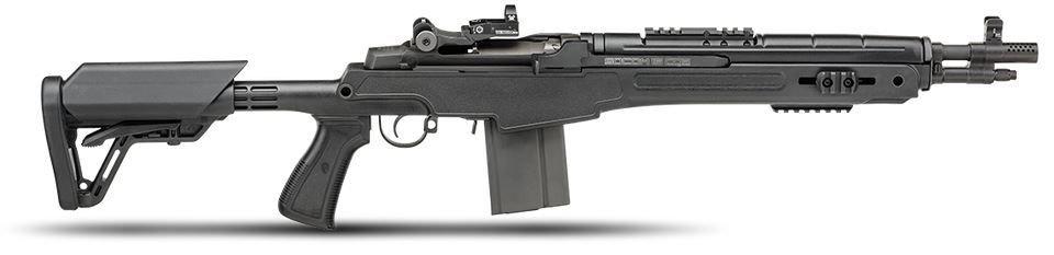 Springfield Armory SOCOM 16 7.62 W/NS Black 10