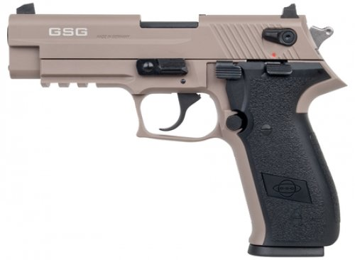 American Tactical Imports GSG FIREFLY 22 4 Black TAN 10