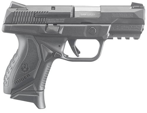 Ruger American 9mm Compact 3.55 17+1 8635