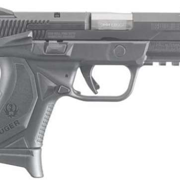Ruger American Compact 9mm 10+1 3.55in