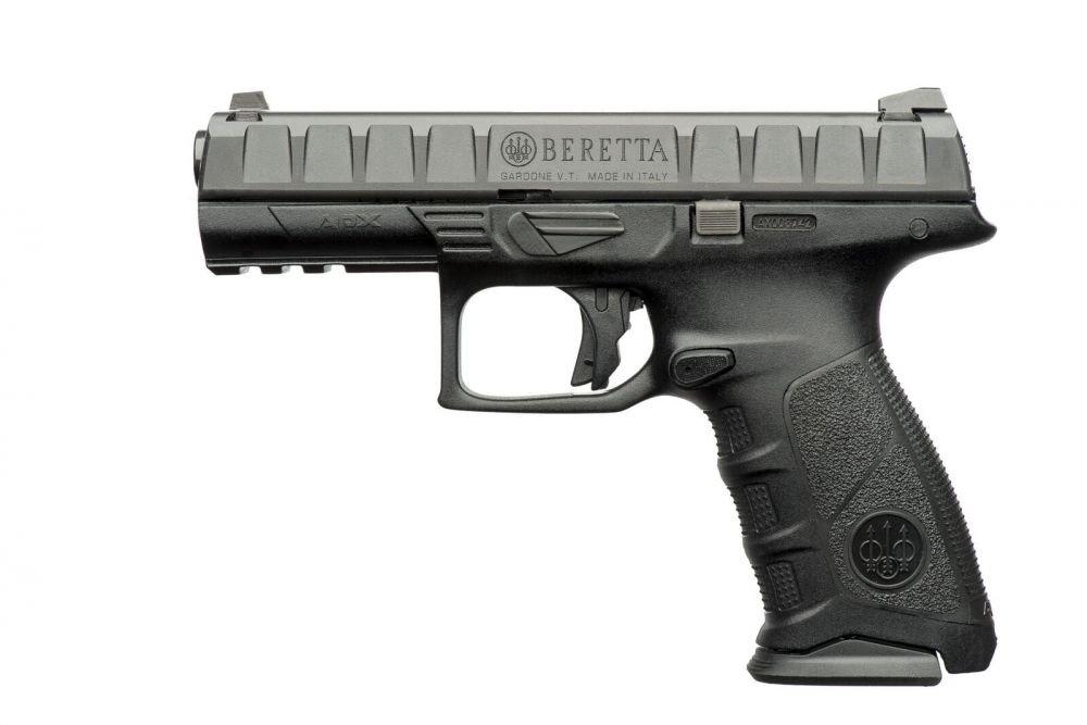 Beretta LE APX 9mm 17rd LE
